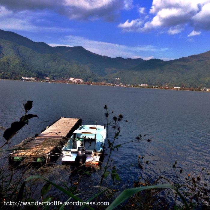 Kawaguchiko Lake.05