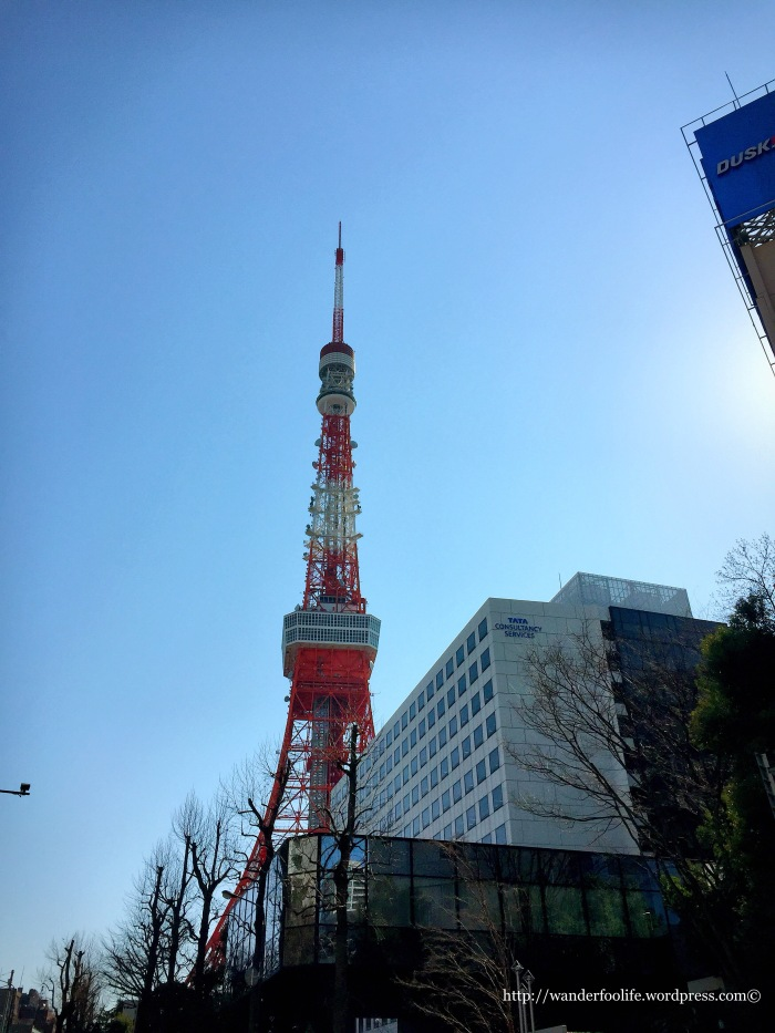 01. Tokyo Tower