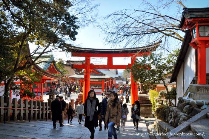 23. Fushimi Inari Shrine